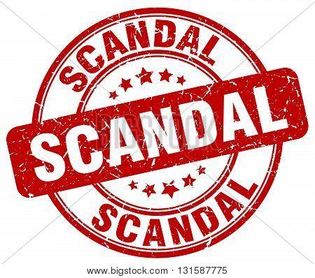 scandal red grunge round vintage rubber stamp.scandal stamp.scandal round stamp.scandal grunge stamp.scandal.scandal vintage stamp.