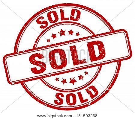 sold red grunge round vintage rubber stamp.sold stamp.sold round stamp.sold grunge stamp.sold.sold vintage stamp.