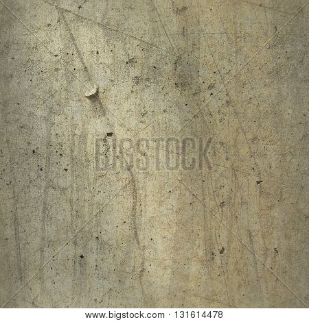 Abstract concrete weathered with cracks and scratches. Landscape style. Grungy Concrete Surface. Great background or texture.