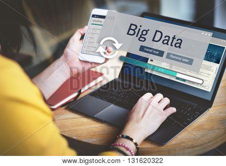 Big Data Information Storage System Technology Concept