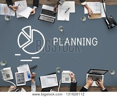 Planning Plan Idea Startup Research Concept
