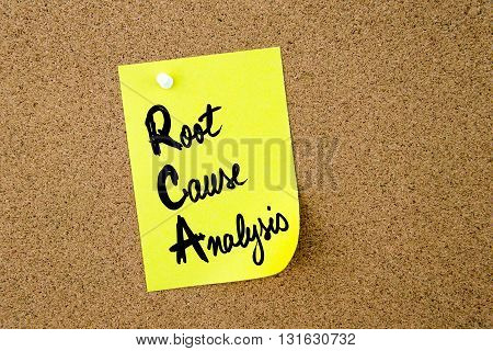 Business Acronym Rca Root Cause Analysis