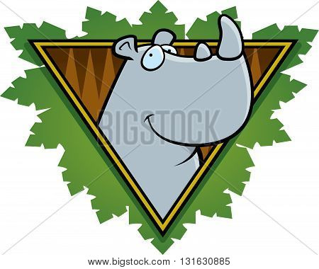 Rhino Safari Icon