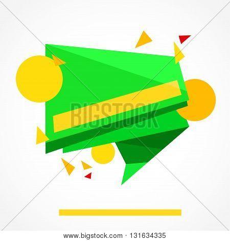 Sale Empty Banner Design. Sale background. Sale Vector Tag.