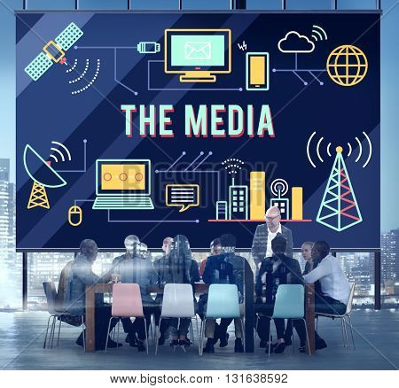 The Media Communication Multimedia Radio Concept