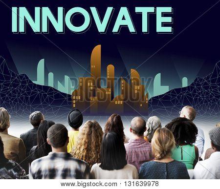 Innovate Innovative Architecture Skyscraper Structure Concept
