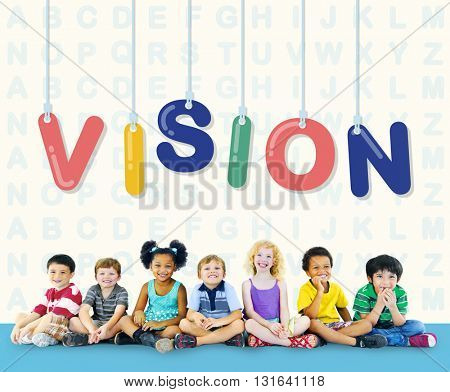 Vision Inspiration Motivation Aspiration Direction Concept