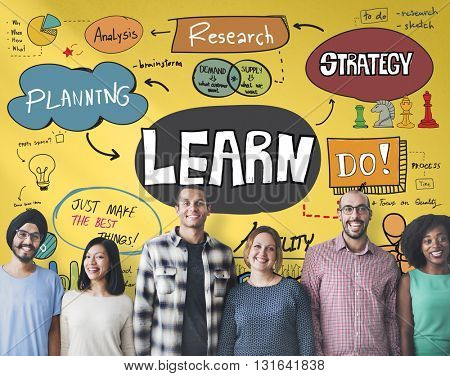 Learn Learning Development Education Knowledge Concept