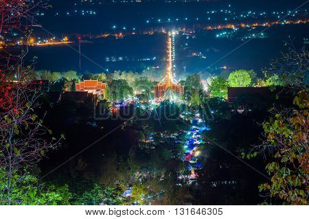 Phraphutthabathtakpa Temple,lamphun