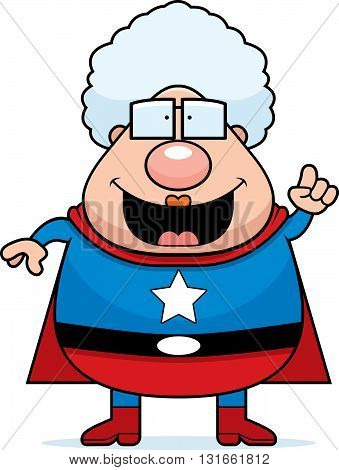 Superhero Grandma Idea