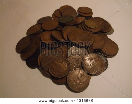 Bundle Of Old Money