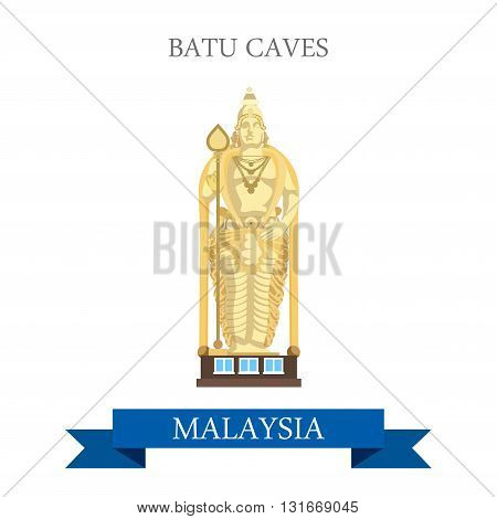 Batu Caves Selangor Malaysia attraction travel sightseeing