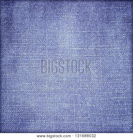 The Blue jeans texture background. pattern background