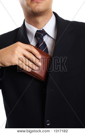 Businessman Closeup
