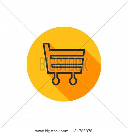 Vector Shopping Cart