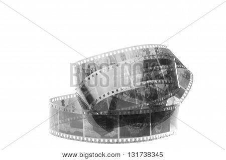 Old Photographic Film