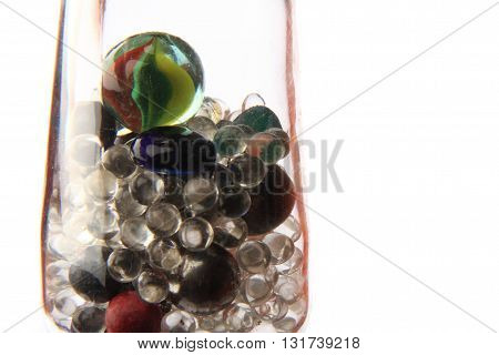 Small Glass Spheres