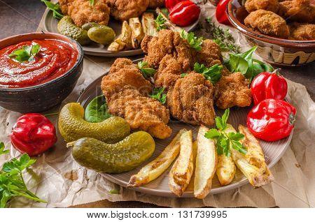 Wiener Schnitzel Original