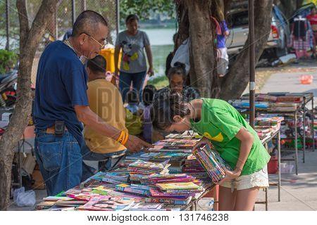 Thai Book Shop