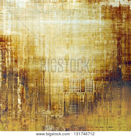 Creative vintage surface texture, close up grunge background composition. With different color patterns: yellow (beige); brown; gray; blue; white