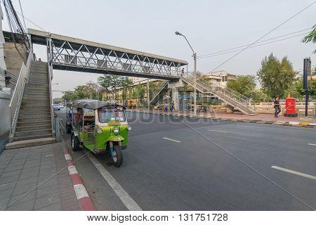 Thai Tuktuk Taxi