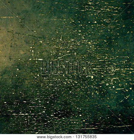 Grunge background / Dark textured wall closeup