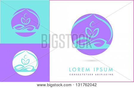 BEAUTIFUL , SPA OR YOGA RELATED , PREMIUM DESIGN , ICON / LOGO