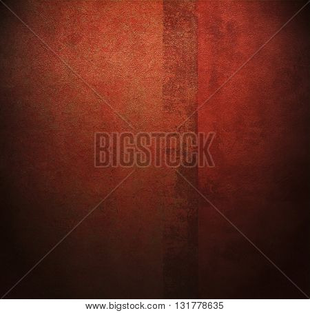 ROUGH WEATHERED WALL, DEEP RED PAINT, CLOSEUP BACKGROUND