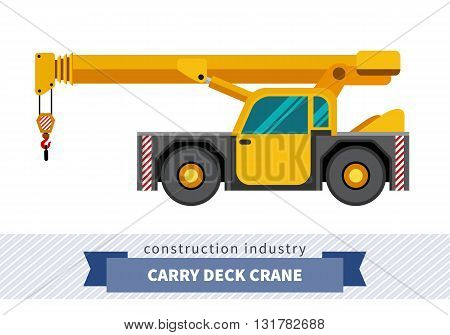 Carry Deck Industrial Crane