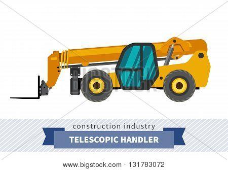 Telescopic Handler Forklift