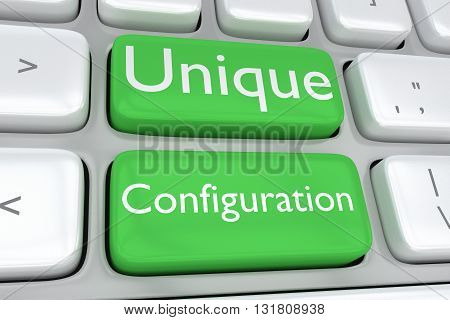 Unique Configuration Concept