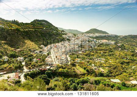 Viewpoint Frigiliana Ii