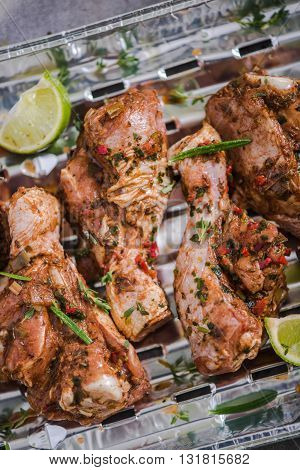 Chicken Legs For Bbq