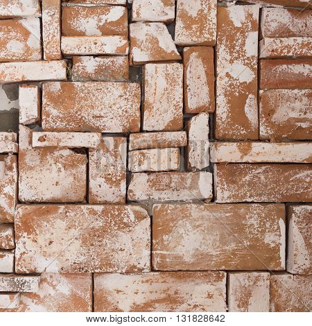 Brick Wall Design Of Interior Wallpaper