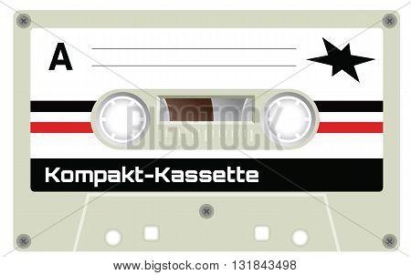 Vintage Cassette Tape