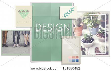 Design Creative Draft Drawing Ideas Model Plan Concept