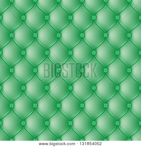 Vector abstract upholstery lime background. Can be used in cover design book design website background CD cover advertising.