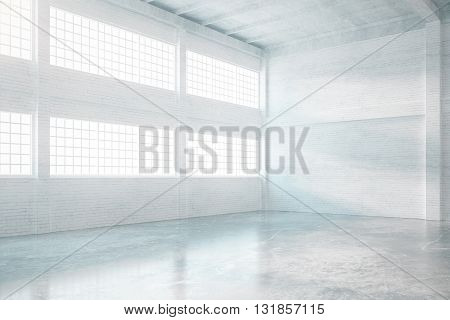 Brick Hangar