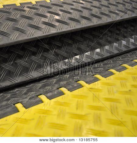 negro-amarillo badenes
