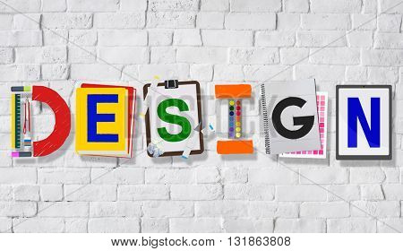 Design Creative Ideas Planning Creativity Concept