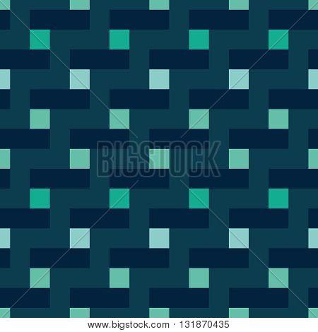 Seamless pattern with plaid texture. Geometric design