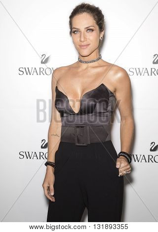 2016 Swarovski #bebrilliant Event