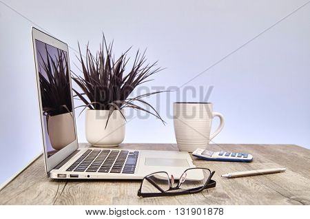 Business Office Desk
