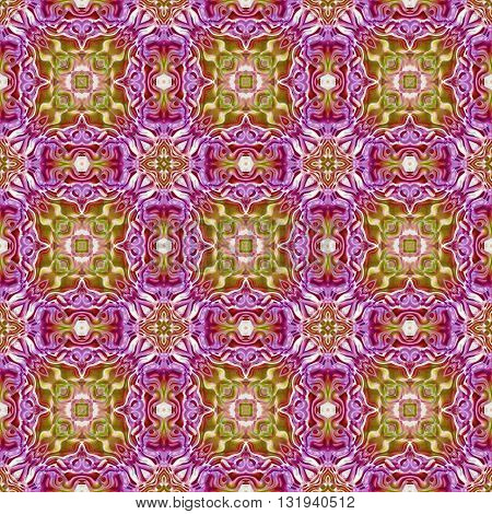 Abstract decorative multicolor texture - kaleidoscope pattern