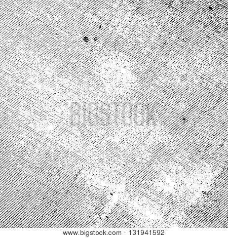 Distress Overlay Background. Retro Paper Texture. Empty Design Elemetn. Grunge Fiber Texture. Grainy Grunge Texture. EPS10 vetor.