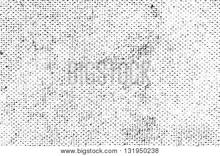 Distress Vector Overlay Grunge Material Texture For Your Design. EPS10 vector.