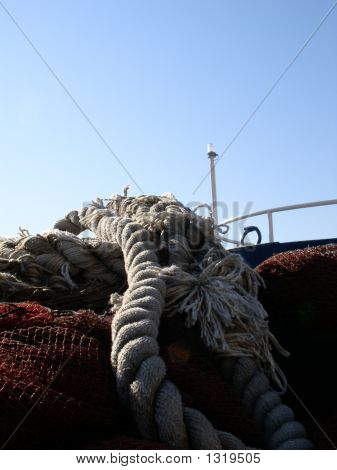 Net And Rope