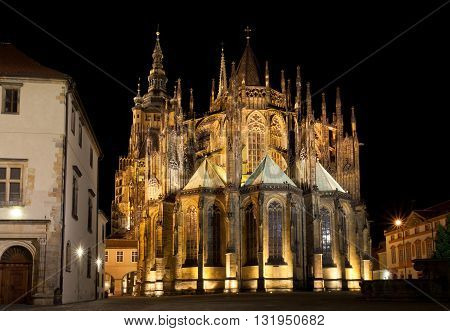 Cathedral of St.Vitus in