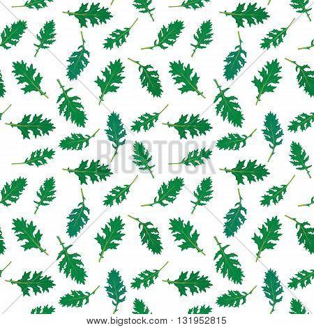 Seamless Rucola Pattern