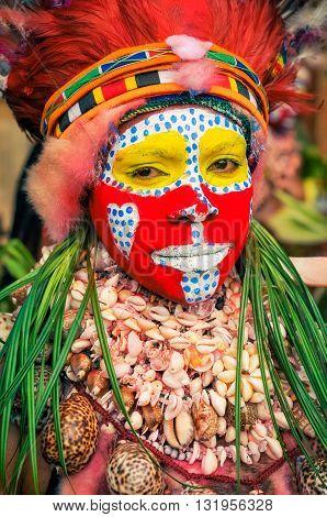 Hagen Show In Papua New Guinea